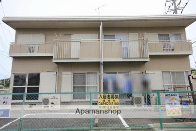 埼玉県さいたま市西区、指扇駅徒歩18分の築29年 2階建の賃貸アパート
