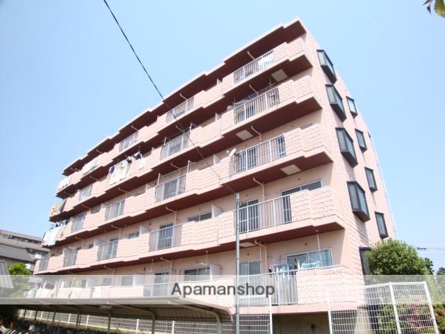 埼玉県さいたま市北区、日進駅徒歩11分の築25年 5階建の賃貸マンション