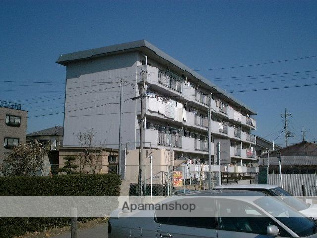埼玉県さいたま市北区、日進駅徒歩19分の築39年 4階建の賃貸マンション