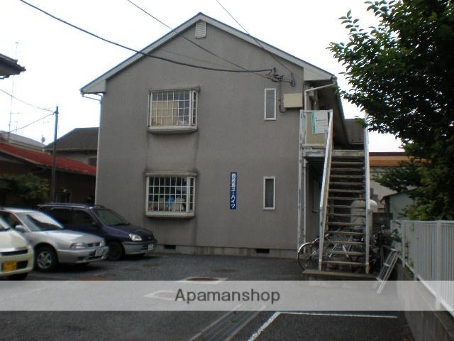 埼玉県さいたま市西区、指扇駅徒歩23分の築25年 2階建の賃貸アパート