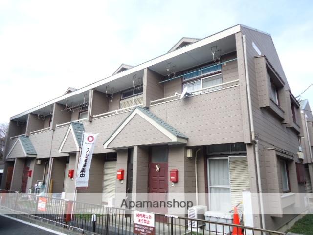 埼玉県さいたま市北区、日進駅徒歩5分の築34年 2階建の賃貸テラスハウス