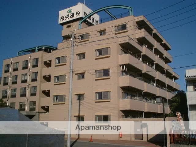 埼玉県さいたま市西区、指扇駅徒歩9分の築23年 6階建の賃貸マンション