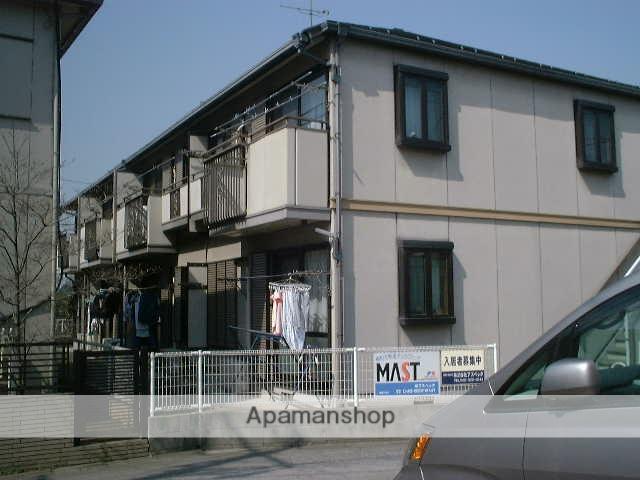 埼玉県さいたま市西区、日進駅徒歩24分の築24年 2階建の賃貸アパート