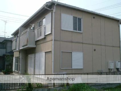 埼玉県さいたま市西区、指扇駅徒歩10分の築25年 2階建の賃貸アパート