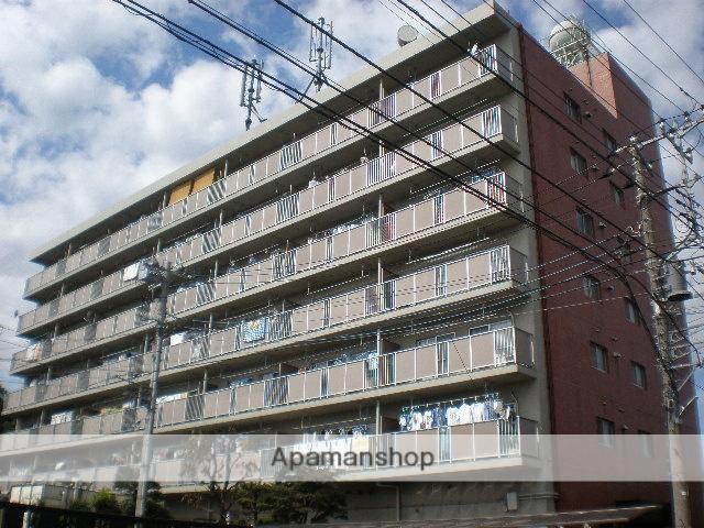 埼玉県さいたま市大宮区、鉄道博物館駅徒歩19分の築32年 7階建の賃貸マンション