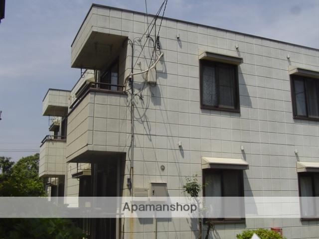 埼玉県さいたま市北区、日進駅徒歩12分の築30年 2階建の賃貸アパート