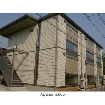埼玉県さいたま市西区、指扇駅徒歩7分の築12年 2階建の賃貸アパート