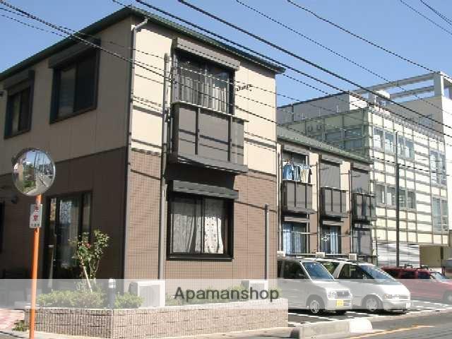 埼玉県さいたま市大宮区、北与野駅徒歩24分の築15年 2階建の賃貸アパート