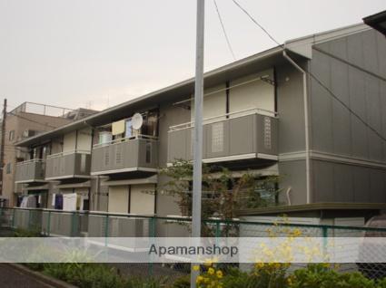 埼玉県さいたま市北区、日進駅徒歩15分の築28年 2階建の賃貸アパート