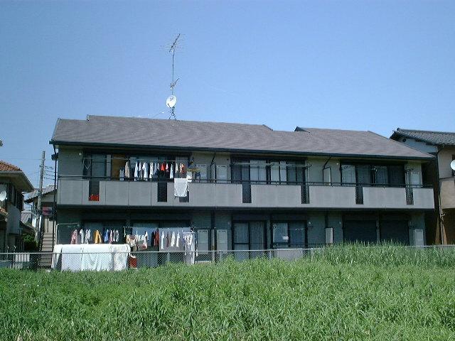 埼玉県さいたま市北区、日進駅徒歩12分の築21年 2階建の賃貸アパート