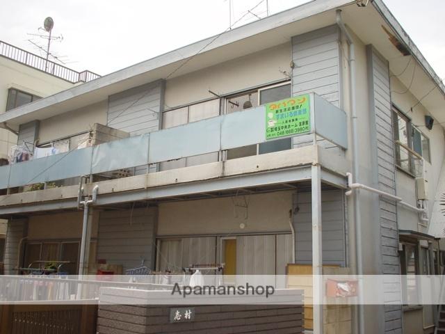 埼玉県さいたま市北区、北大宮駅徒歩3分の築41年 2階建の賃貸アパート