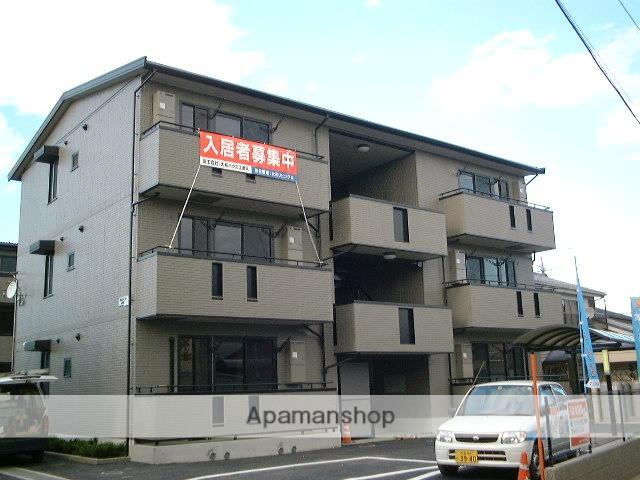 埼玉県さいたま市西区、指扇駅徒歩4分の築14年 3階建の賃貸アパート