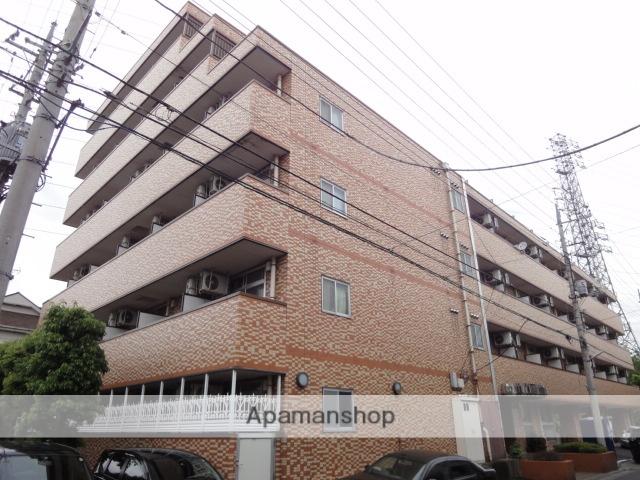 埼玉県さいたま市北区、日進駅徒歩7分の築22年 6階建の賃貸マンション