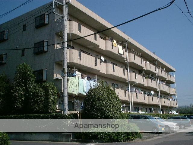 埼玉県さいたま市北区、宮原駅徒歩30分の築26年 4階建の賃貸マンション
