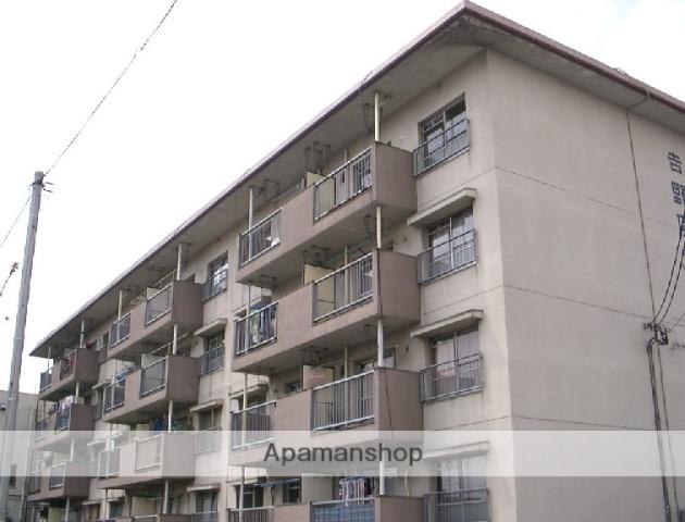 埼玉県さいたま市北区、東宮原駅徒歩24分の築44年 4階建の賃貸マンション