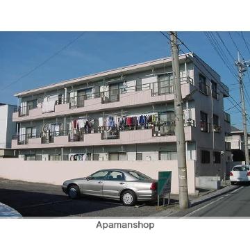 埼玉県さいたま市北区、日進駅徒歩22分の築27年 3階建の賃貸マンション