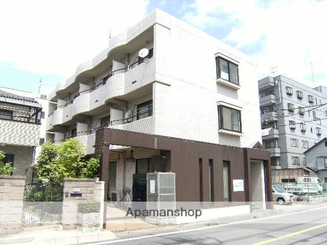 埼玉県さいたま市大宮区、大宮駅徒歩12分の築30年 3階建の賃貸マンション