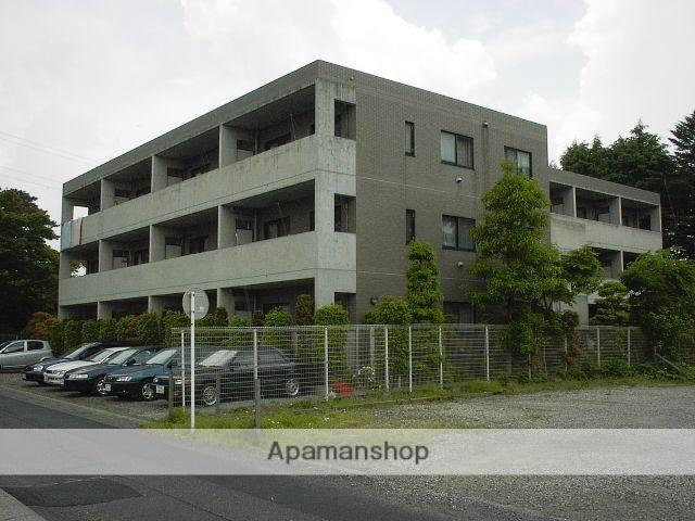埼玉県さいたま市北区、土呂駅徒歩13分の築25年 3階建の賃貸マンション