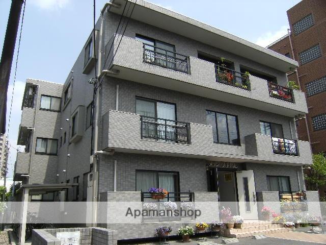 埼玉県さいたま市大宮区、北与野駅徒歩20分の築15年 3階建の賃貸マンション