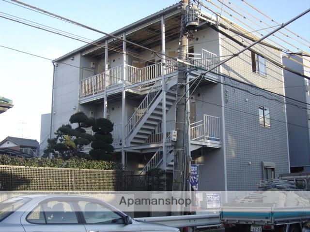 埼玉県さいたま市大宮区、大宮駅徒歩15分の築12年 3階建の賃貸アパート