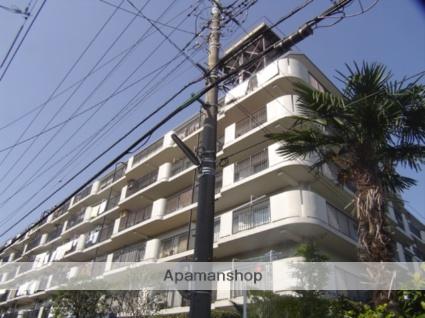 埼玉県さいたま市大宮区、大宮駅徒歩9分の築38年 6階建の賃貸マンション