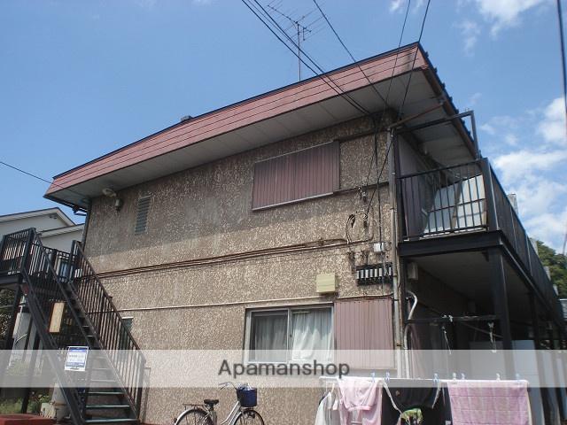 埼玉県さいたま市北区、宮原駅徒歩21分の築35年 2階建の賃貸アパート