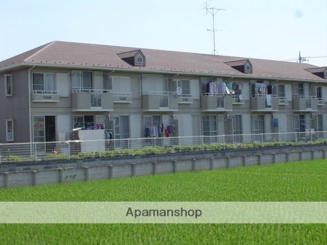 埼玉県さいたま市西区、指扇駅徒歩29分の築21年 2階建の賃貸アパート