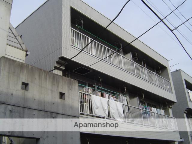 埼玉県さいたま市大宮区、大宮駅徒歩12分の築28年 3階建の賃貸マンション