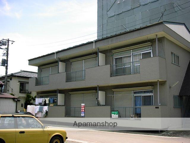 埼玉県さいたま市北区、日進駅徒歩15分の築41年 2階建の賃貸アパート