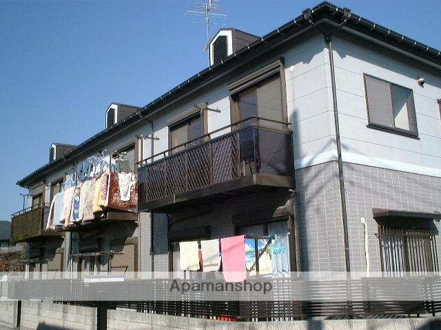 埼玉県さいたま市西区、大宮駅バス15分金山神社停下車後徒歩4分の築19年 2階建の賃貸アパート