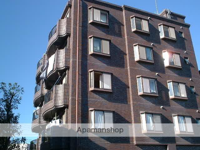 埼玉県さいたま市大宮区、北与野駅徒歩25分の築27年 5階建の賃貸マンション