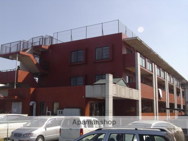 埼玉県さいたま市北区、北大宮駅徒歩13分の築19年 3階建の賃貸マンション