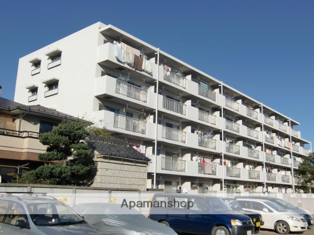 埼玉県さいたま市大宮区、大宮駅徒歩15分の築33年 5階建の賃貸マンション
