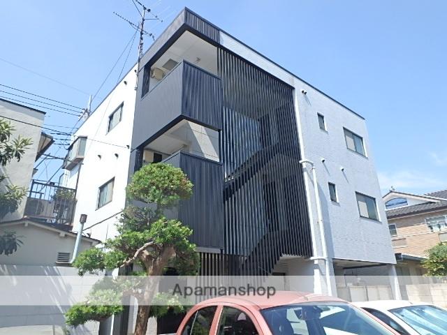 埼玉県さいたま市大宮区、日進駅徒歩25分の築28年 3階建の賃貸マンション