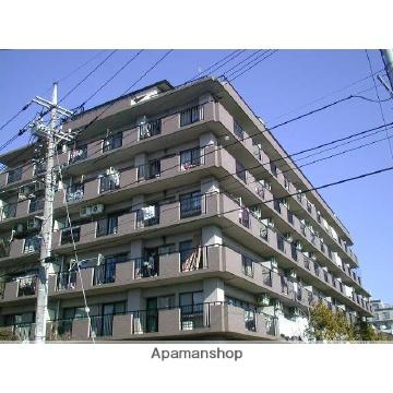 埼玉県さいたま市北区、土呂駅徒歩10分の築22年 7階建の賃貸マンション