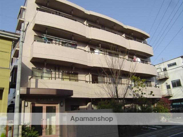 埼玉県さいたま市大宮区、大宮駅徒歩13分の築16年 4階建の賃貸マンション