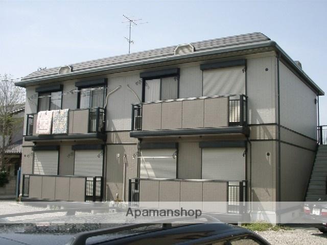 埼玉県さいたま市西区、西大宮駅徒歩33分の築18年 2階建の賃貸アパート