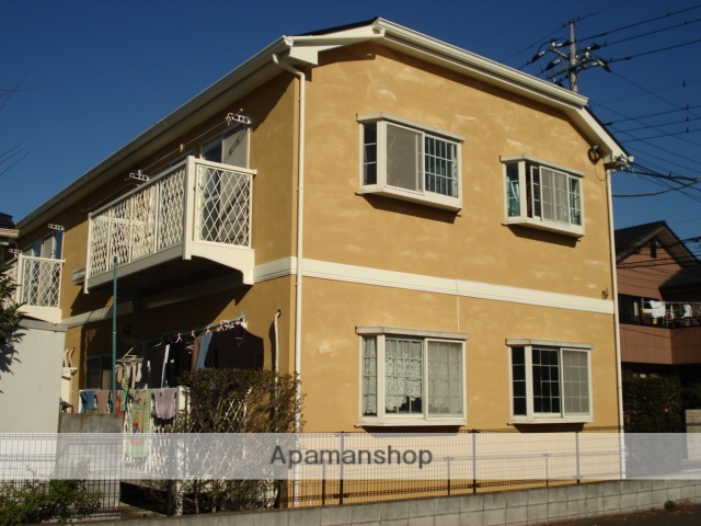 埼玉県さいたま市北区、土呂駅徒歩5分の築22年 2階建の賃貸アパート