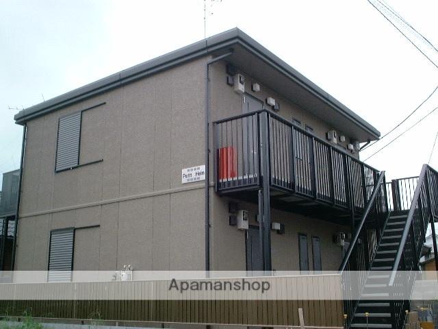 埼玉県さいたま市大宮区、大宮駅徒歩15分の築16年 2階建の賃貸アパート