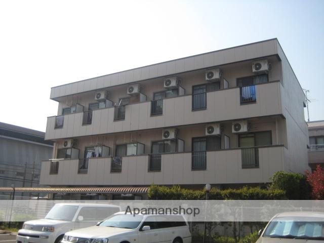 埼玉県さいたま市北区、北大宮駅徒歩13分の築25年 3階建の賃貸マンション