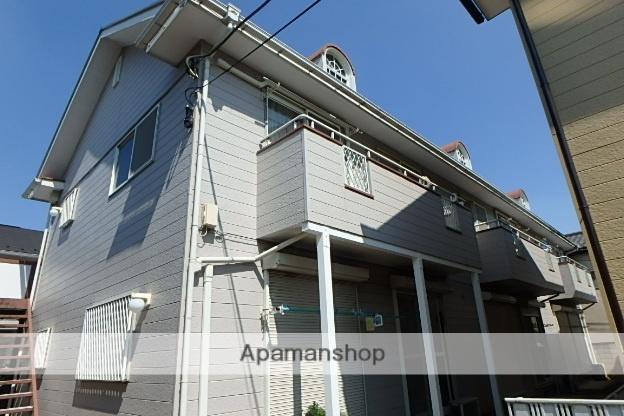 埼玉県さいたま市大宮区、日進駅徒歩32分の築26年 2階建の賃貸アパート