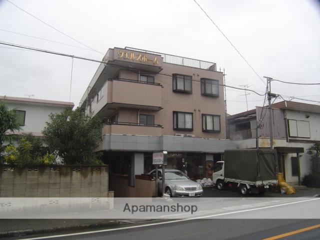 埼玉県さいたま市北区、土呂駅徒歩15分の築20年 3階建の賃貸マンション