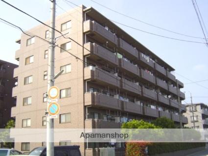埼玉県さいたま市北区、土呂駅徒歩15分の築20年 6階建の賃貸マンション