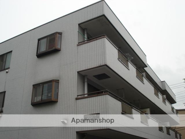 埼玉県さいたま市北区、土呂駅徒歩5分の築28年 3階建の賃貸マンション