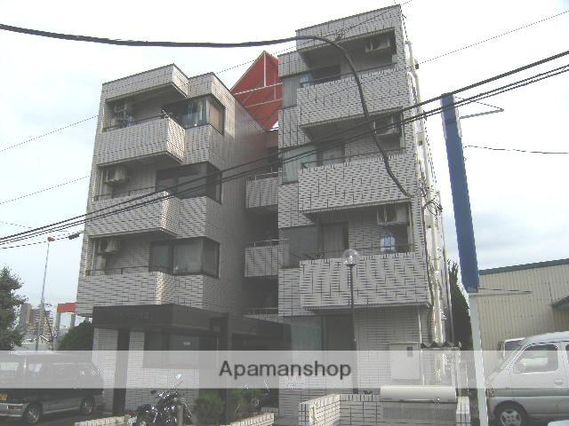 埼玉県さいたま市北区、日進駅徒歩18分の築29年 4階建の賃貸マンション