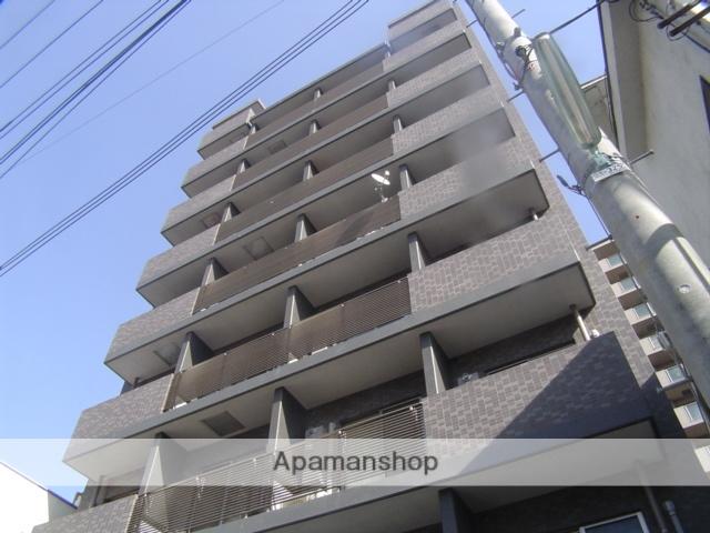 埼玉県さいたま市大宮区、大宮駅徒歩6分の築12年 9階建の賃貸マンション