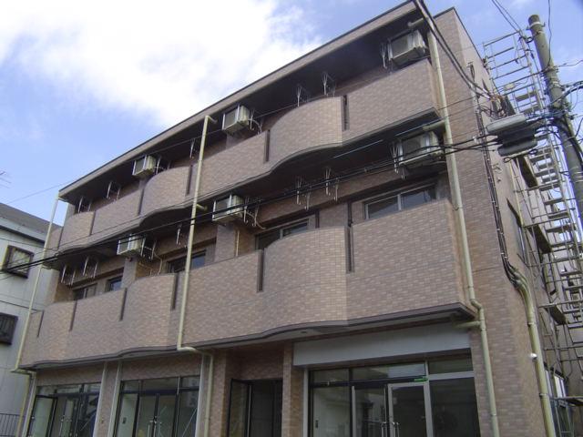 埼玉県さいたま市北区、土呂駅徒歩15分の築12年 3階建の賃貸マンション