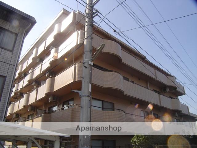 埼玉県さいたま市北区、北大宮駅徒歩3分の築27年 5階建の賃貸マンション