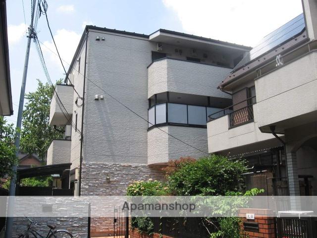 埼玉県さいたま市大宮区、北与野駅徒歩26分の築11年 3階建の賃貸アパート
