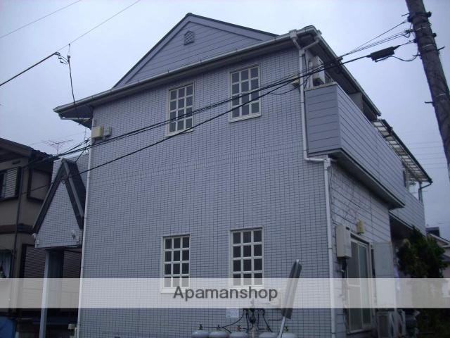 埼玉県さいたま市西区、宮原駅徒歩18分の築25年 2階建の賃貸アパート